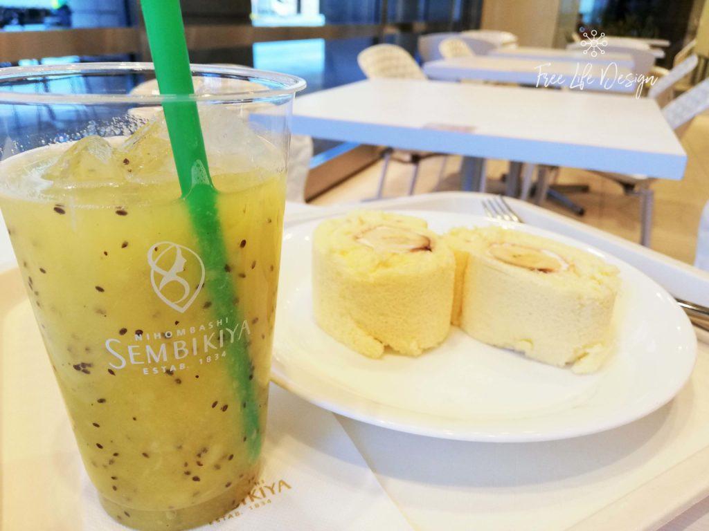 千疋屋総本店Caffe di FESTA